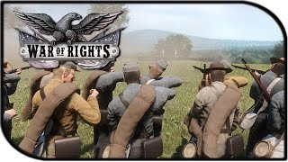 "War of Rights Gameplay - ""The Civil War"" (Kickstarter Trailer Footage)"