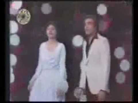 Hangama & Ahmad Wali Shab Laban Dagh e Kesh.FLV