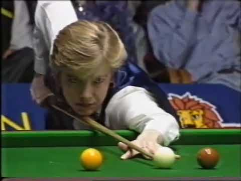 Jimmy White Vs Alison Fisher 1994 Matchroom Leauge