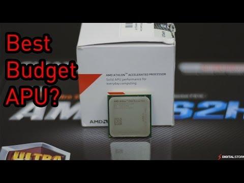 AMD Athlon 5350 Kabini APU Review