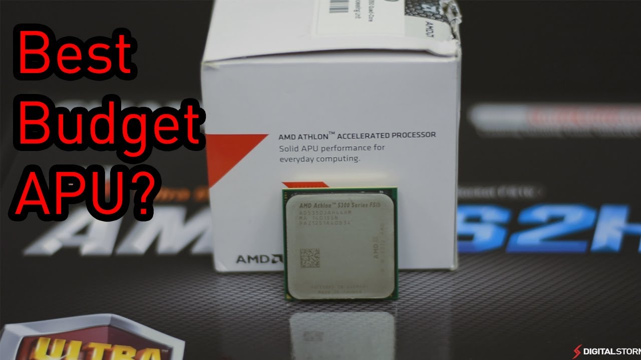 Amd Athlon 5350 Kabini Apu Review Youtube