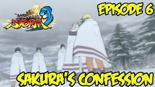 Naruto Ninja Storm 3 Rhymestyle Lets Play: Sakura
