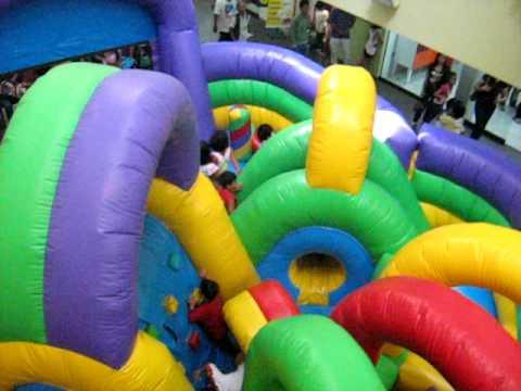 VENTURES  kids at SM cebu