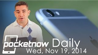 iPhone 6s DSLR-like camera, HTC Sense on Android 5.0, Moto Keylink & more - Pocketnow Daily