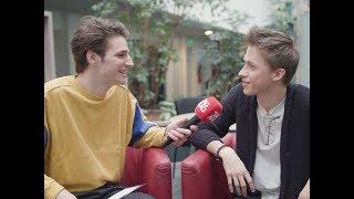 Eliot stelt zijn Eurovision-song 'Wake Up' voor