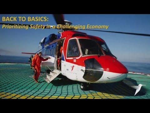 2016 CHC Safety & Quality Summit keynote -- Karl Fessenden