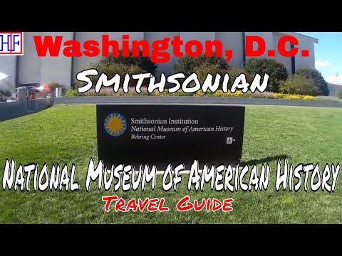 Washington, D.C | National Museum of American History | Tourist Attractions | Episode# 11