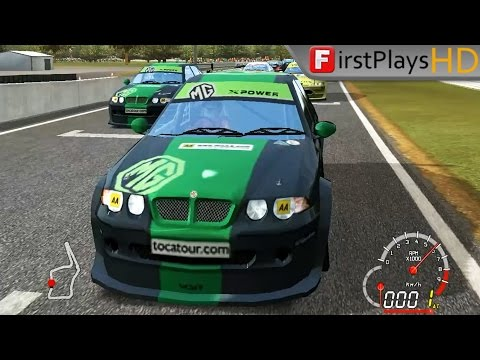 Pro Race Driver / TOCA Race Driver (2003) - PC Gameplay / Win 10