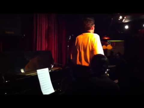 Finn Wiesner Band live at Blue Note Dresden DEC 14 2011