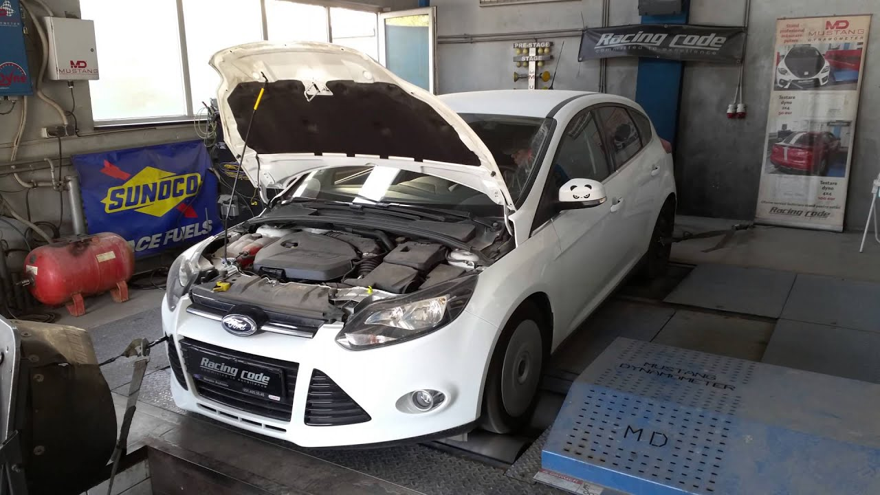 Ford focus 1 6 ecoboost tuning by racing code