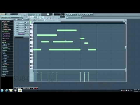 FL Studio Tutorial - 9 - Piano Roll