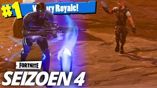 ALLES WAT NIEUW IS IN SEIZOEN 4! - Fortnite Battle Royale (Nederlands)