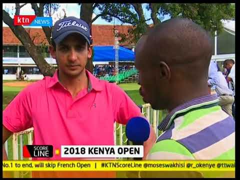 Scoreline: Kenyan representatives performance in the 2018 Kenya Open