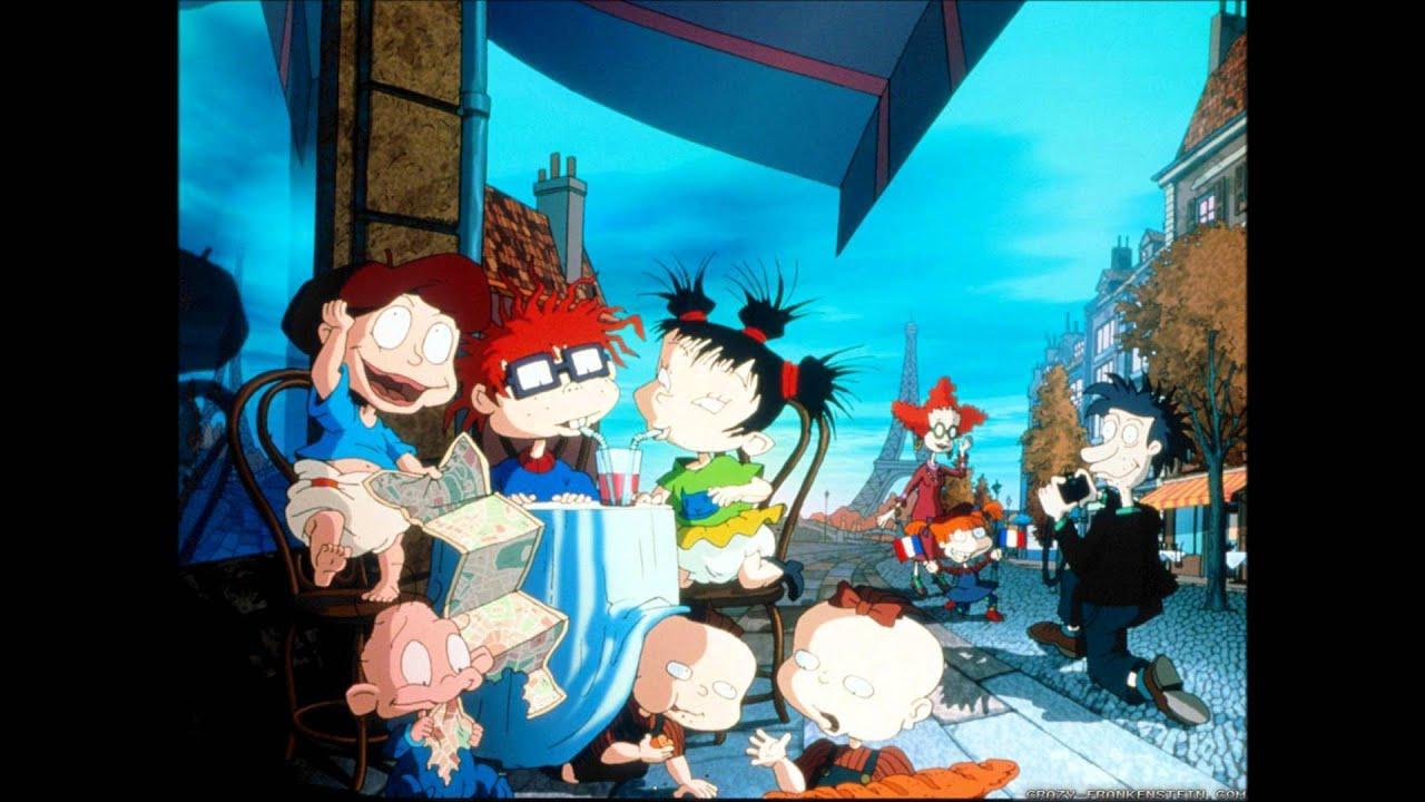 Rugrats In Paris Chuckie Chan Martial Arts Expert Of Reptarland