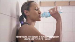 Powerade Zero - TV Advert - Jessica Ennis Sweat Session Teaser (Mother London)