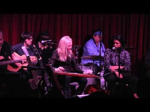Way Faring Stranger-Cindy Cashdollar With Oliver Rajamani