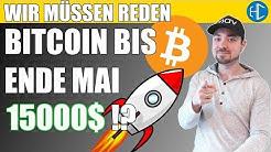 Bitcoin über 15000 Dollar Ende Mai !? | HODLCORE deutsch Kryptowährungen