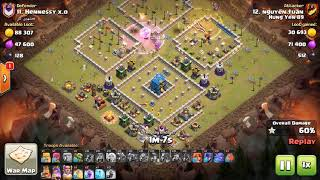 Highlight special 7: 18 TROOPS CLEAR TH12 MAX | TH12 | 3 STAR