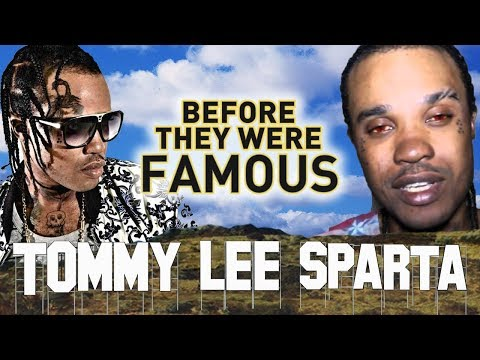 TOMMY LEE SPARTA - Before They Were Famous - Dancehall - BIOGRAPHY