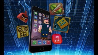 Escape The Iphone X Obby Roblox :Gameplay (1/2) :D