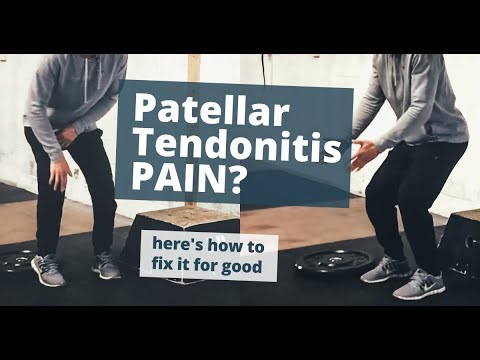 2 Exercises for Patellar Tendonitis