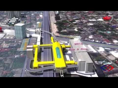 Bangkok MRT Yellow Line