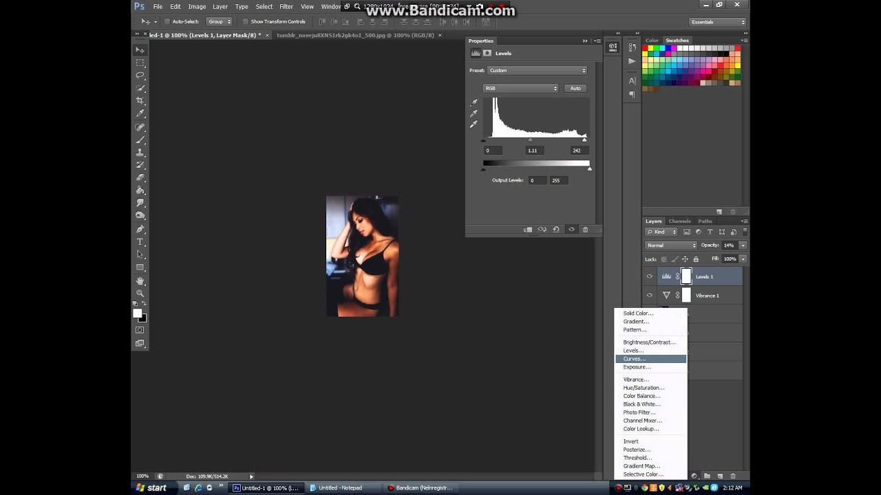 Tutorial simple blur avatar photoshop cs6 youtube baditri Images