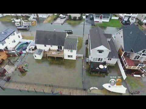 Flooding On Long Island
