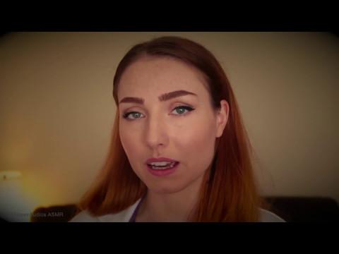 ASMR - Cranial Nerve Exam