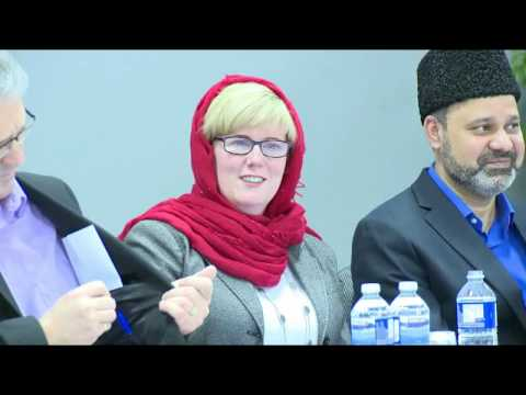 Unedited - Honourable Carla Qualtrough meeting with Syrian Refugees at Baitur Rahman Mosque Delta BC