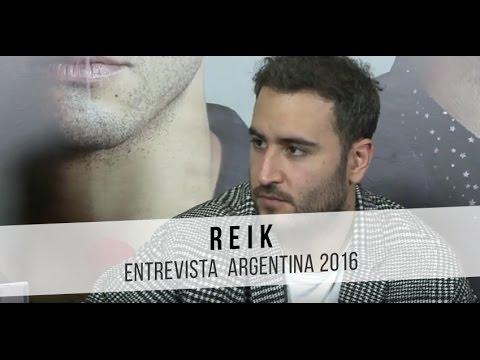 """Reik - """"Des / amor"""" - Entrevista Argentina 2016"""