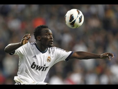 Michael Essien ● All Goals with Real Madrid ● 2012-2013