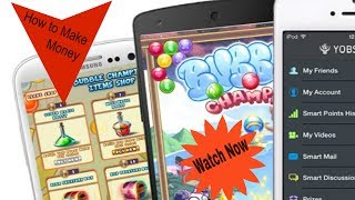 See how to make money with mobile and games | Give away free games that makes money for you
