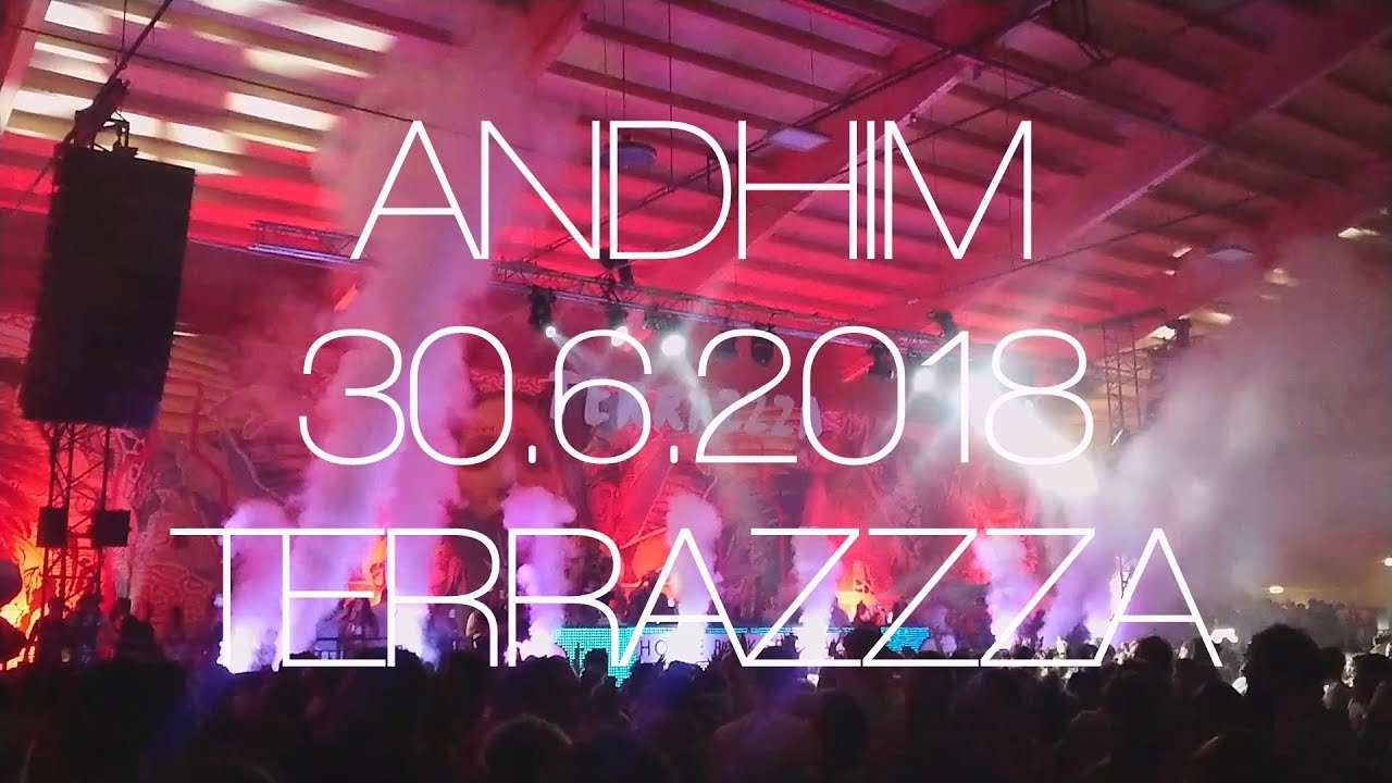 Andhim Terrazzza Horsepark Festival 30 6 2018