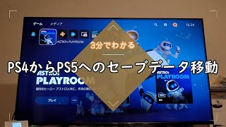 Ps4 ps5 データ 移行