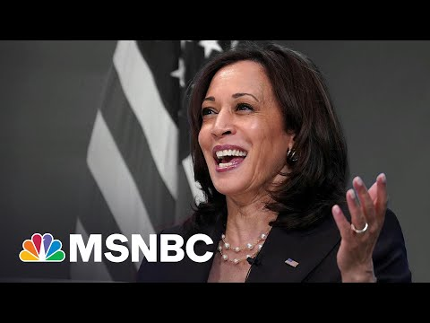 Right Wing Falls For Bogus Story About Kamala Harris   The 11th Hour   MSNBC