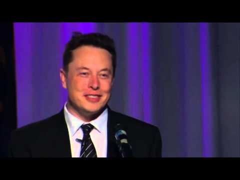 Elon Musk on energy being the most important challenge of the 21st century 2013