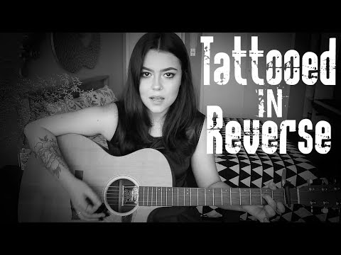 Marilyn Manson - Tattooed In Reverse (Violet Orlandi Cover)