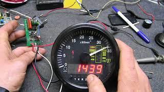 как подсоединить подмотку моточасов трактора МТЗ 82 1