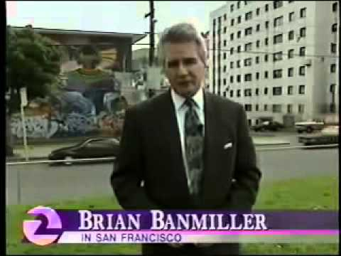KTVU 1995 Army Street Housing Projects on Segment 2 - San Francisco 80s 90s News