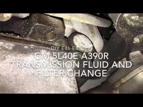 5l40 e automatic transmission flush automatikgetriebe. Black Bedroom Furniture Sets. Home Design Ideas