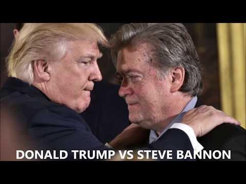 PSYCHIC READING: DONALD TRUMP VS STEVE BANNON