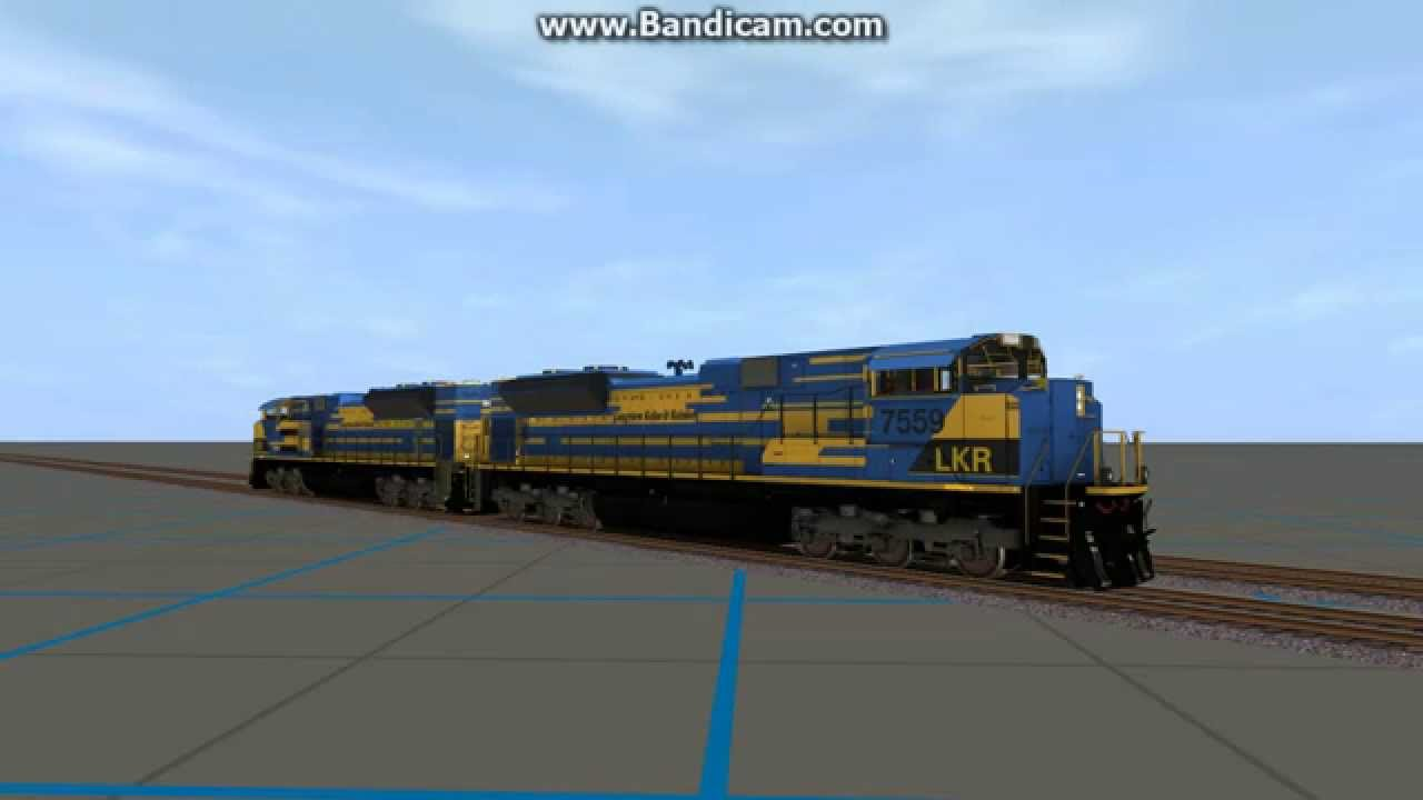 Sd70m Locomotive Trainz – Home Exsplore