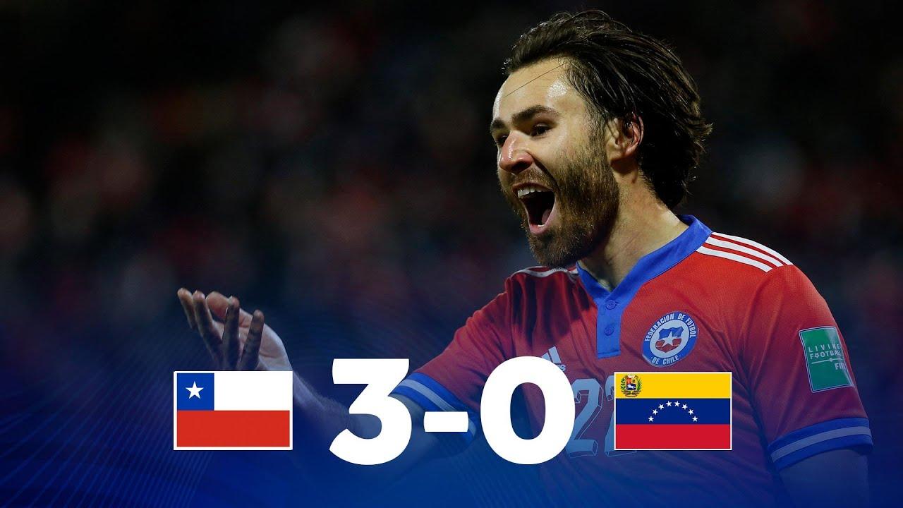 Download Eliminatorias | Chile 3-0 Venezuela | Fecha 12