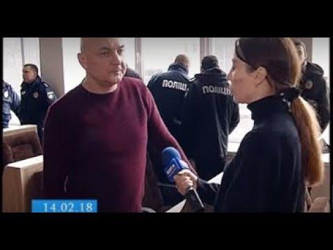 ТРК ВіККА: Черкаський депутат-чиновник бачить у своєму відстороненні політичне підґрунтя