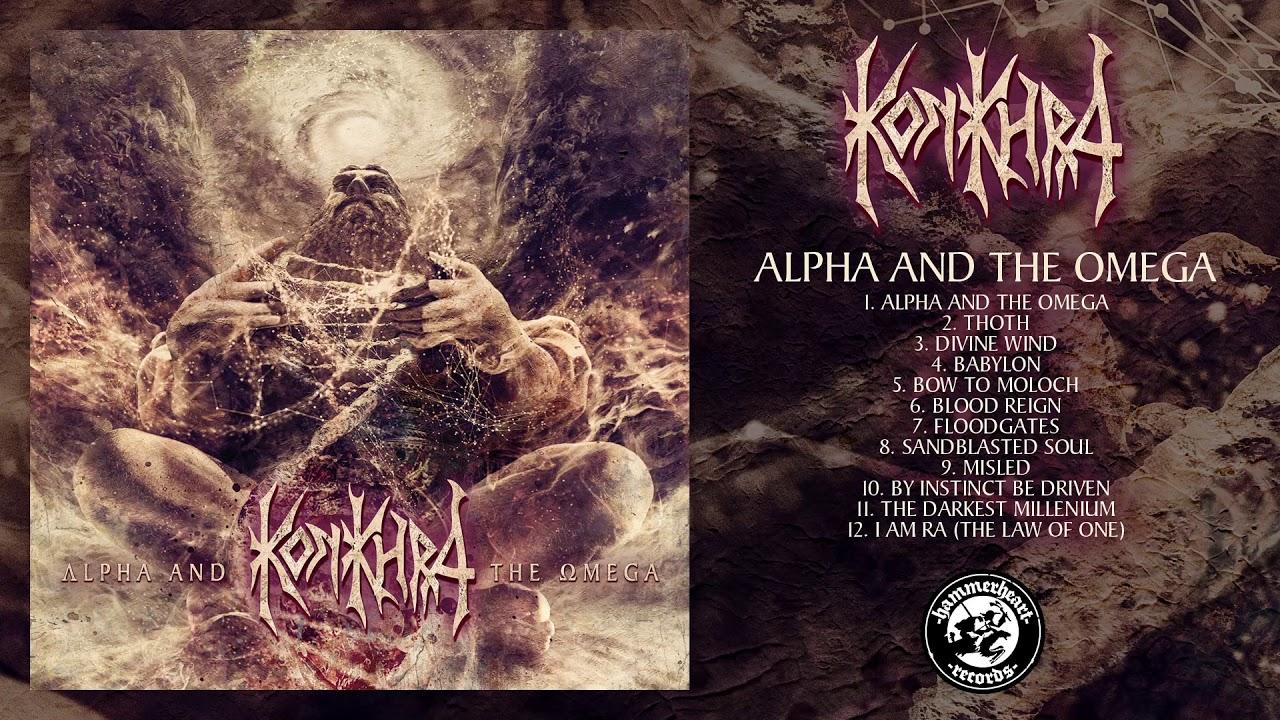 Download Konkhra - Alpha And The Omega (Full Album Stream)