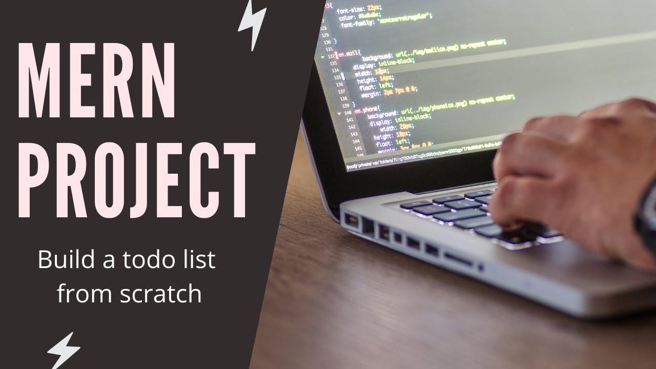 Build a MERN Project -React + Node + Express + MongoDB|Todo APP|Part 2|Mern Stack tutorial