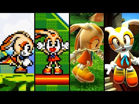Evolution Of Cream The Rabbit (2002 - 2018)