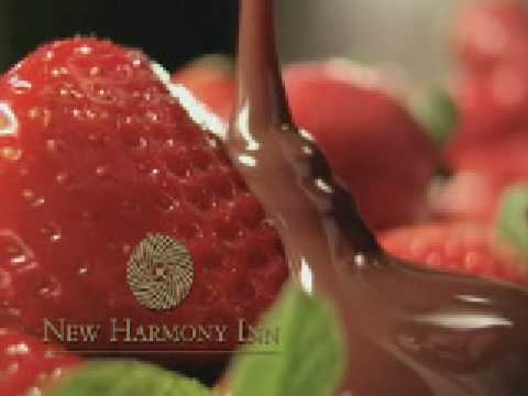New Harmony Inn Chocolate Lovers Getaway