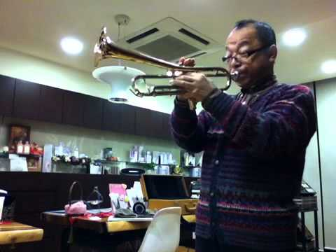 The Christmas Song Trumpet Solo